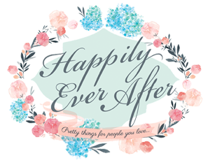 Happily Ever After Weddings Logo