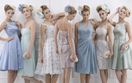 Kelsey Rose Bridesmaid Collection